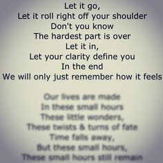 favorite rob thomas more wonders aww matchbox 20 songs lyrics quotes ...
