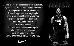 Thread: Simple LeBron/Nike wallpaper