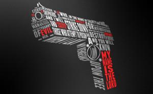 pistol-gun-pulp-fiction-typography-design-hd-wallpapers-desktop ...