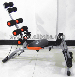 Ab Twister Abdominal crunch Exercise trainer Machine/abdominizer six ...