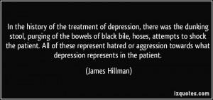 More James Hillman Quotes