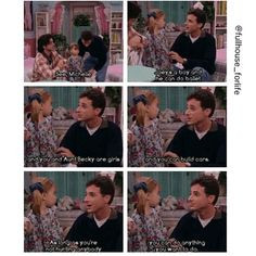 quotes # fullhouse # fullhousetvquotes more house quotes gender role ...