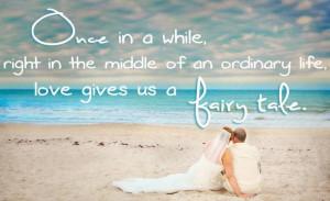 Nice Wedding Invitation Quotes, Cute, Positive, Sayings, Romantic