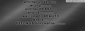Quotes Love Gone Wrong...
