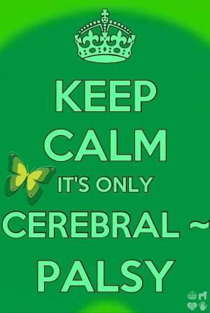 Cerebral Palsy Quotes Cerebral palsy awareness