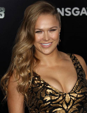 Ronda Rousey's 10 Most Badass Inspirational Quotes! [PHOTOS]