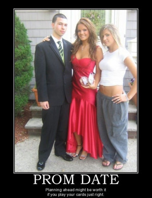Funny Prom Date
