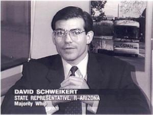 David Schweikert Campaign Sasses Ben Quayle Thanks Him for New Stance