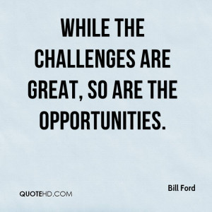 Bill Ford Quotes
