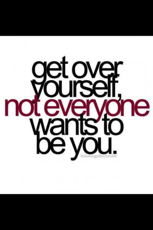 Self Centered People Only Think About Themselves