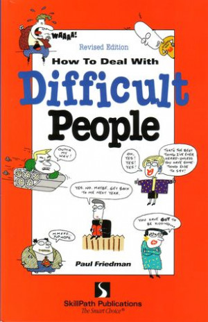 """Start by marking """"How To Deal With Difficult People"""" as Want to ..."""