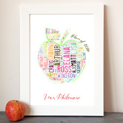 An apple for the teacher'....An ideal end of year school gift for ...