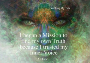 Trust your inner voice - Follow Psychic Advice for more inspirational ...