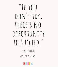 If you don't try... #inspirational #quotes for your #job #search # ...