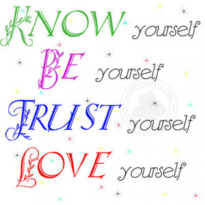Inspirational Quote: Know Yourself…