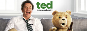 Movies : Mark Wahlberg Ted Ted Movie Facebook Timeline Cover
