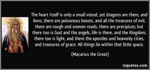 Great Quotes About the Heart