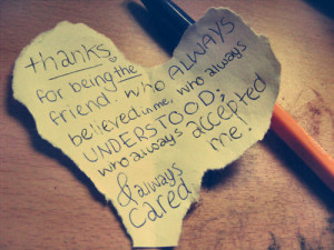 Thanks for being Such a Good Friend! ~ Friendship Quote