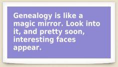 ... funny genealogy quotes & sayings on the GenealogyBank blog: blog