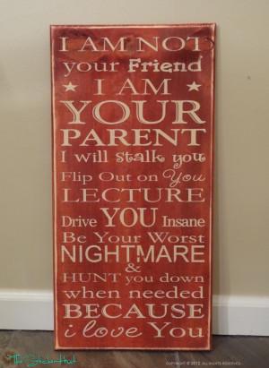 teenage parent quotes