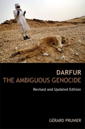 "Start by marking ""Darfur: The Ambiguous Genocide"" as Want to Read:"