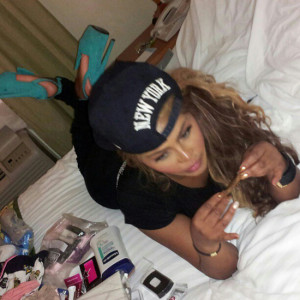 Boo'd Up: Lil Kim and Her New Boyfriend Mr. Papers Step Out in ...