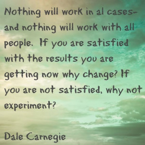 Dale Carnegie #quote