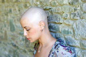 Bald women: So hot right now