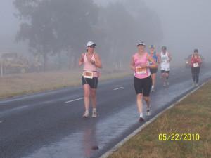 Nice Girls Finish Last Quotes Marathon that finishes at