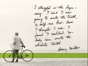 bicycle, bike, henry miller, quotable, quote, quotes, text, truth ...