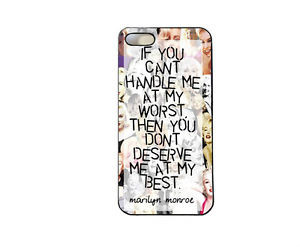 ... Monroe-quote-phone-case-for-the-iphone-4-4s-5-5s-5C-and-Samsung-s3-s4