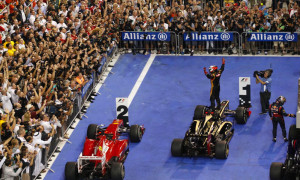 Kimi Raikkonen, Abu Dhabi GP 2012