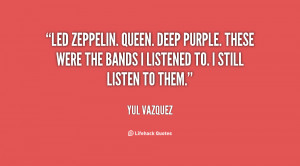 LED Zeppelin Quotes