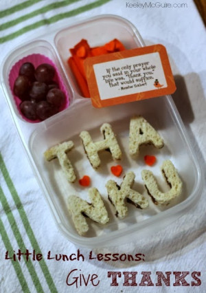 thanksgiving pack of lunchbox love notes was just the answer