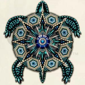 Ojibwe Custom Beadwork