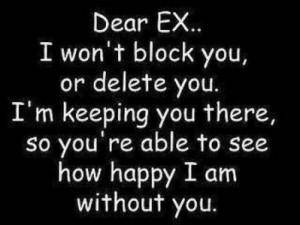 Ex Boyfriend Quotes (26)