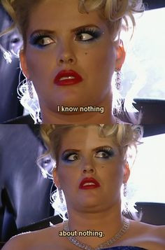 Anna Nicole Smith on