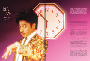 ... Morris Day, Jesse Johnson, the Family, Grand Central, Madhouse, DJ