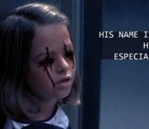 blood, creepy, freddy krueger, girl, quote, typograph