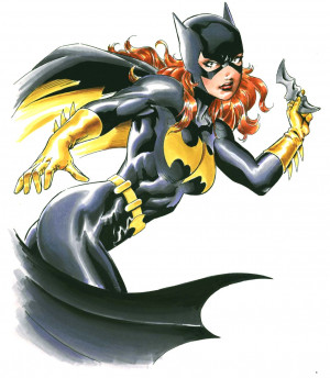 Tag Archives: Batgirl