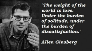Allen ginsberg quotes 2