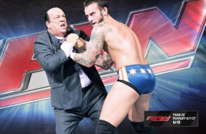 ... Triple H and fights Batista, plus The Shield vs. The Wyatt Family and