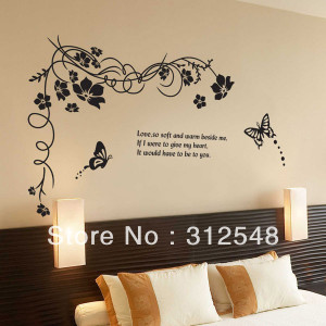 coffee quotes wall decor sticker removable wall murals decal quotes