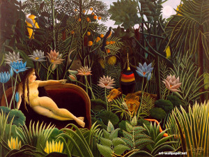 Henri Rousseau Painting Wallpapers
