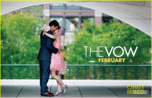 The Vow Movie 2012 Poster Rachel McAdams Channing Tatum