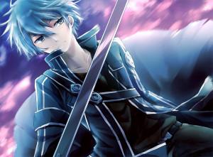 kirito sword art online alfheim online wallpaper fan art anime