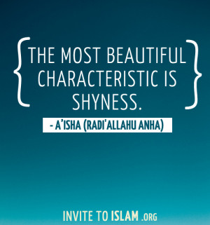 shyness quotes