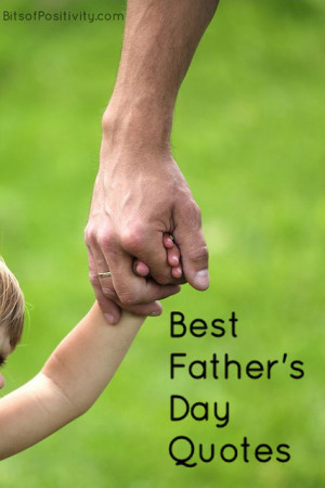 Best Father's Day Quotes
