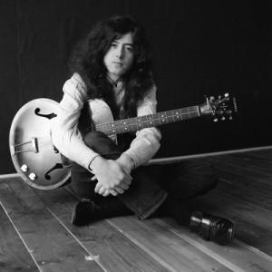 Jimmy Page of Led Zeppelin, 1970 Reprodukcja zdjęcia