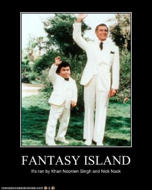 The Wrath of Fantasy Island